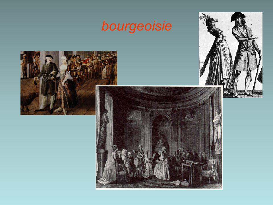 bourgeoisie