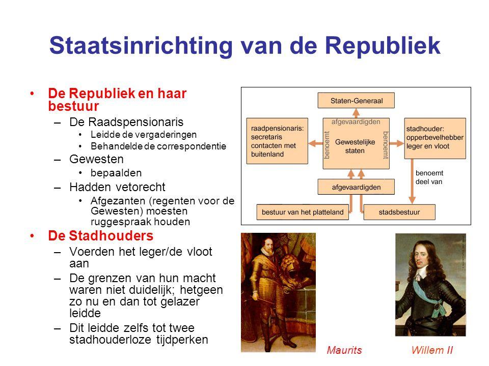 Staatsinrichting van de Republiek