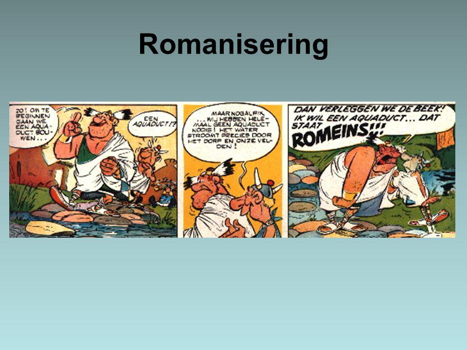 Romanisering