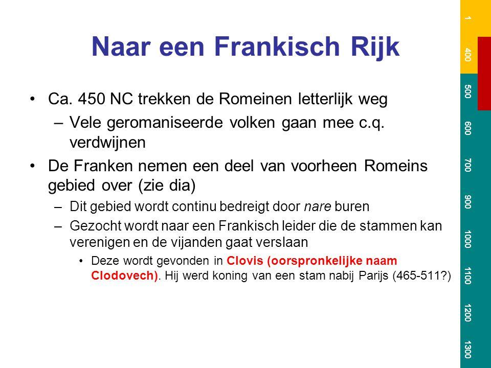 Naar een Frankisch Rijk