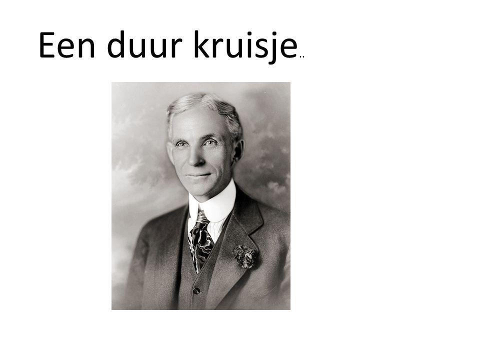 Een duur kruisje..