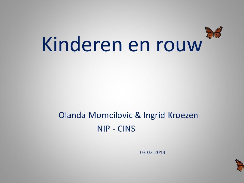 Olanda Momcilovic & Ingrid Kroezen NIP - CINS 03-02-2014