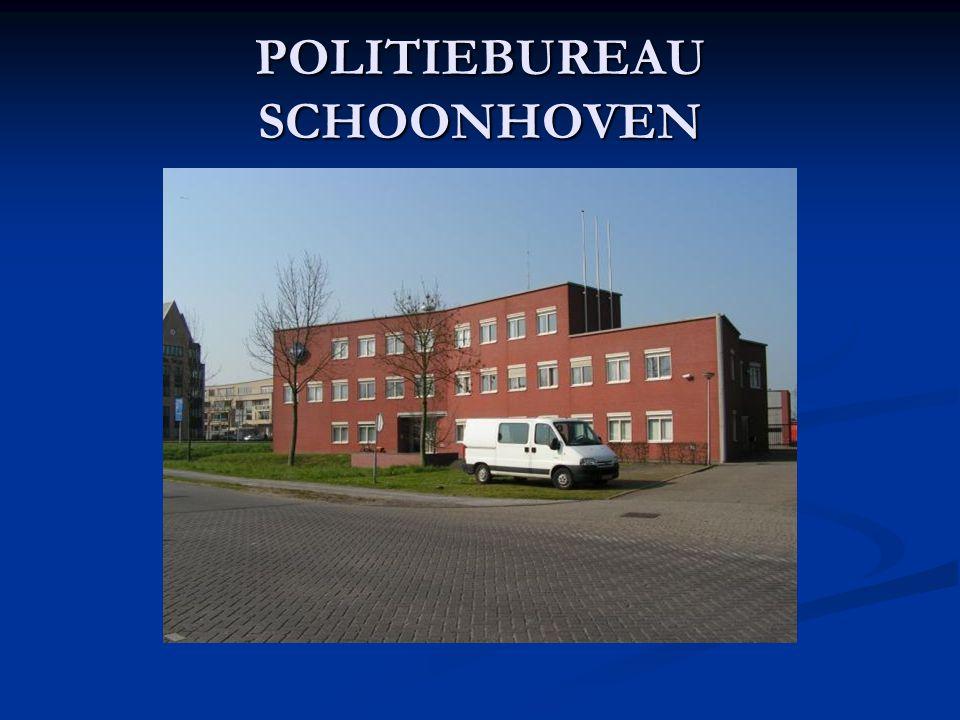POLITIEBUREAU SCHOONHOVEN