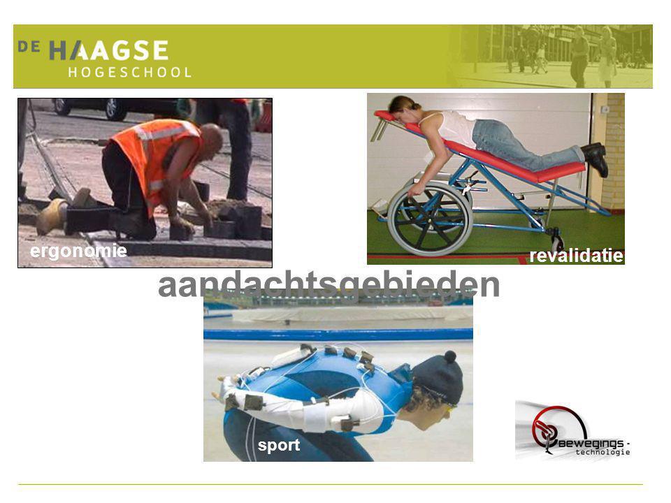 revalidatie ergonomie aandachtsgebieden sport