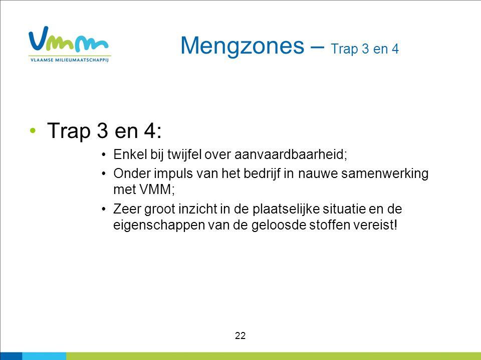 Mengzones – Trap 3 en 4 Trap 3 en 4: