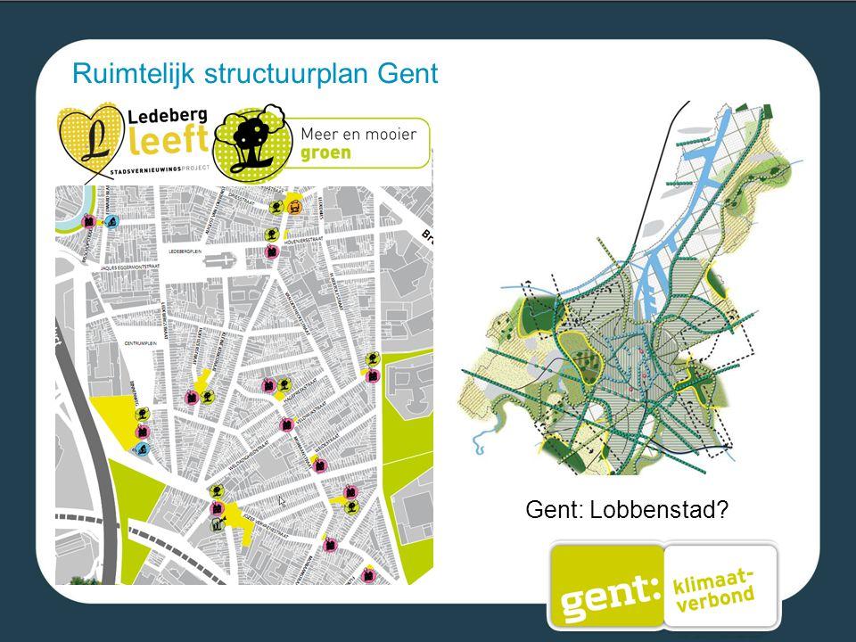 Ruimtelijk structuurplan Gent