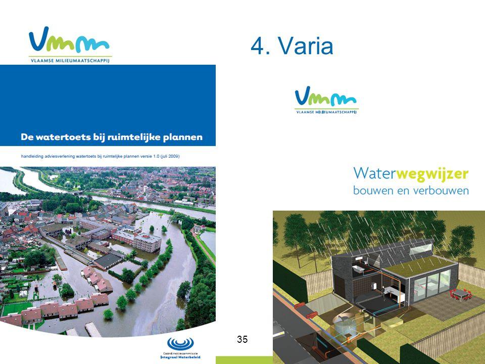 4. Varia 35