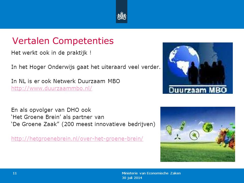 Vertalen Competenties