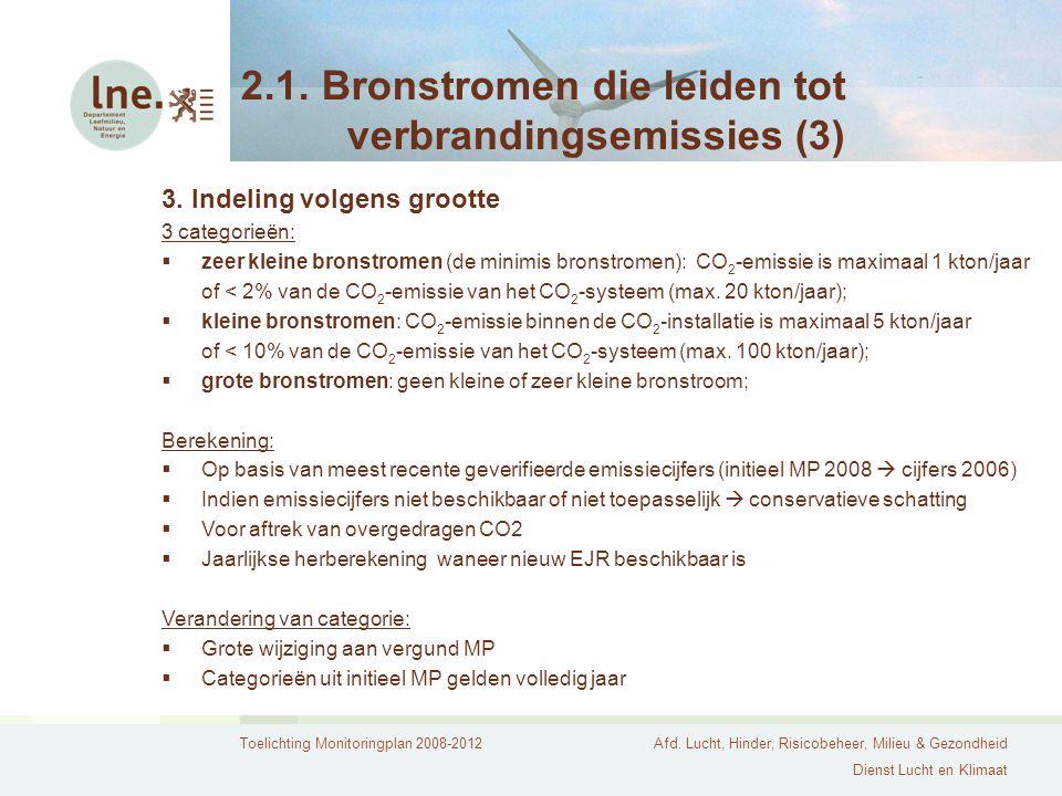2.1. Bronstromen die leiden tot verbrandingsemissies (3)