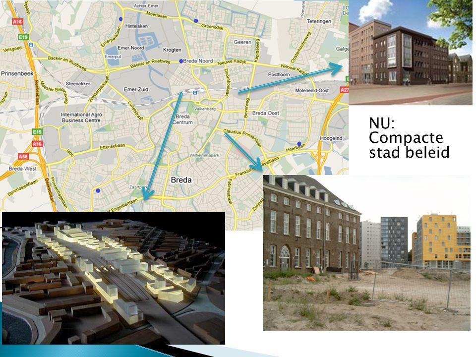 NU: Compacte stad beleid