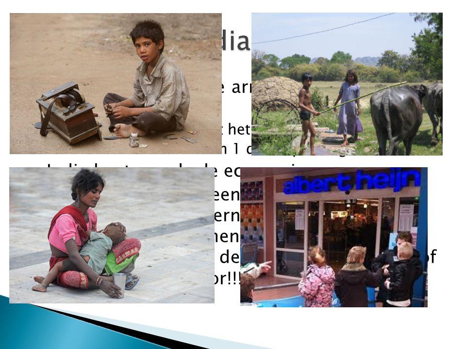 Armoede in India Relatieve en absolute armoede. Wat is het verschil