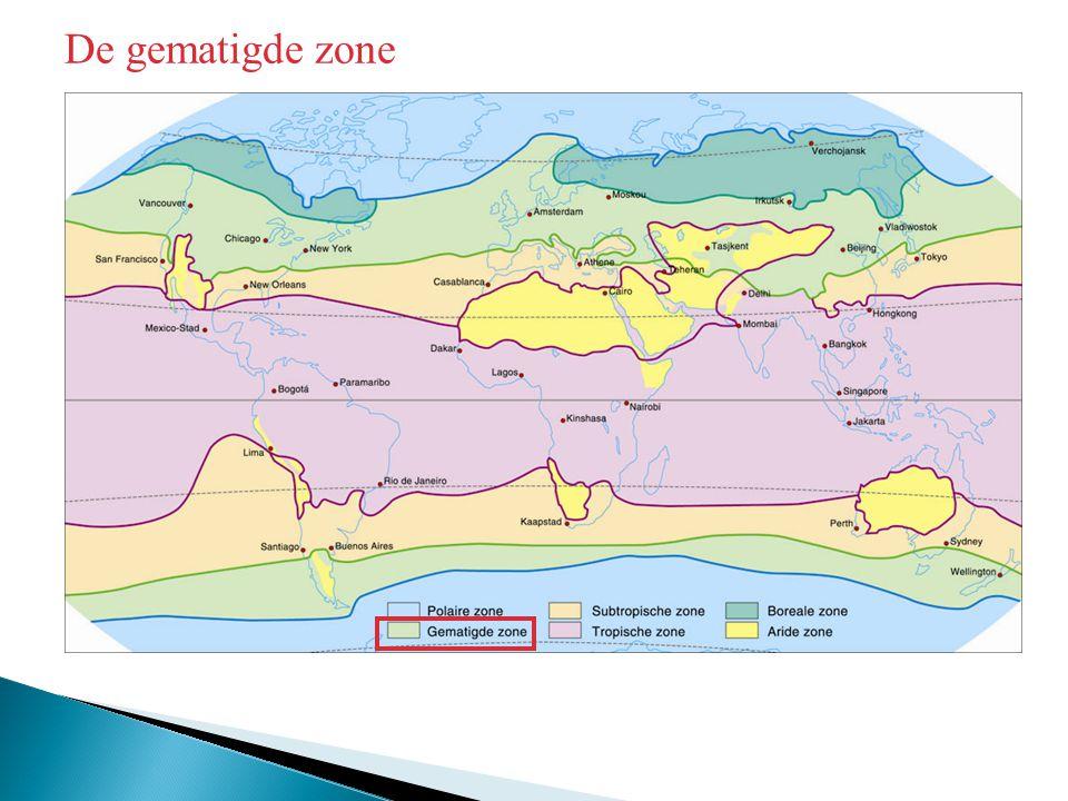 De gematigde zone
