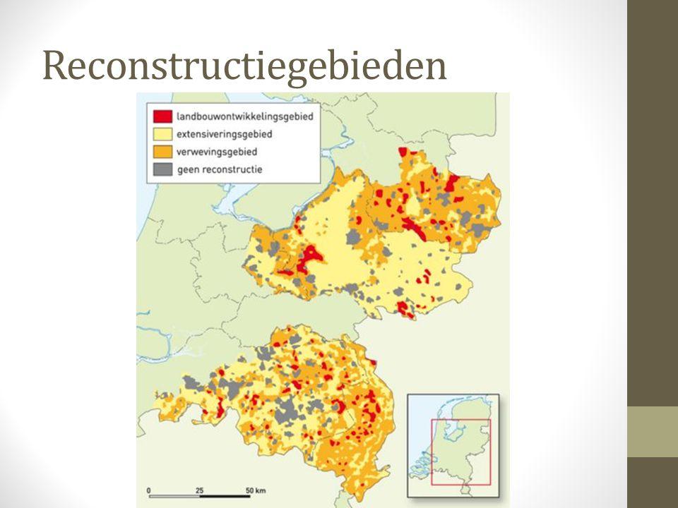 Reconstructiegebieden