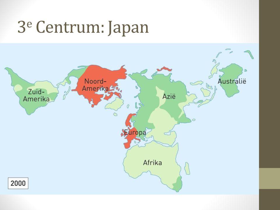 3e Centrum: Japan
