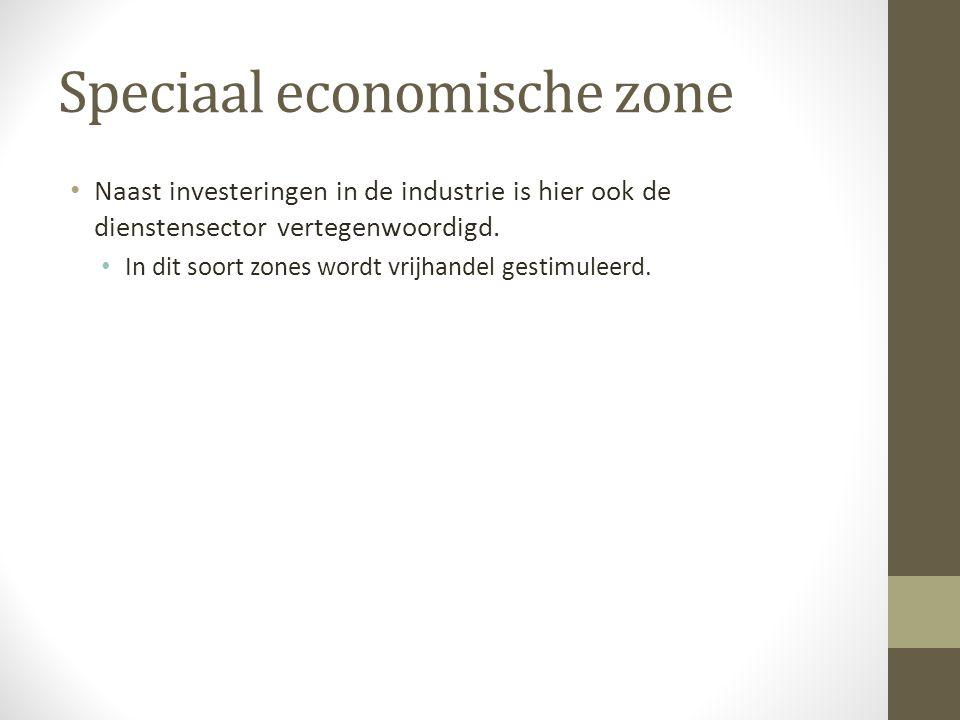 Speciaal economische zone
