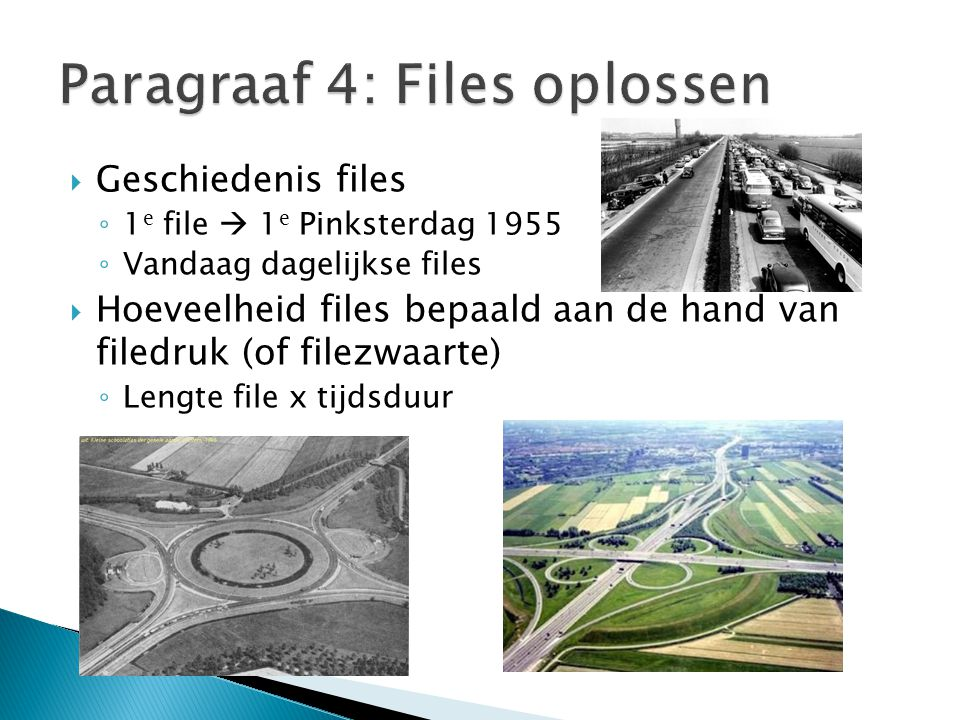 Paragraaf 4: Files oplossen