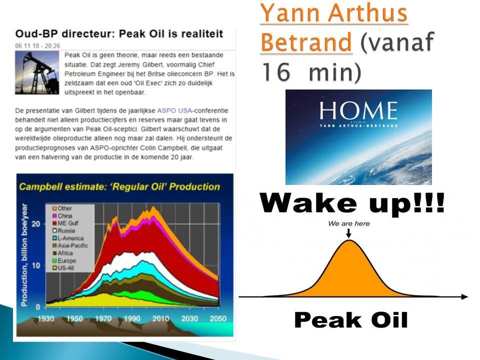 Yann Arthus Betrand (vanaf 16 min)