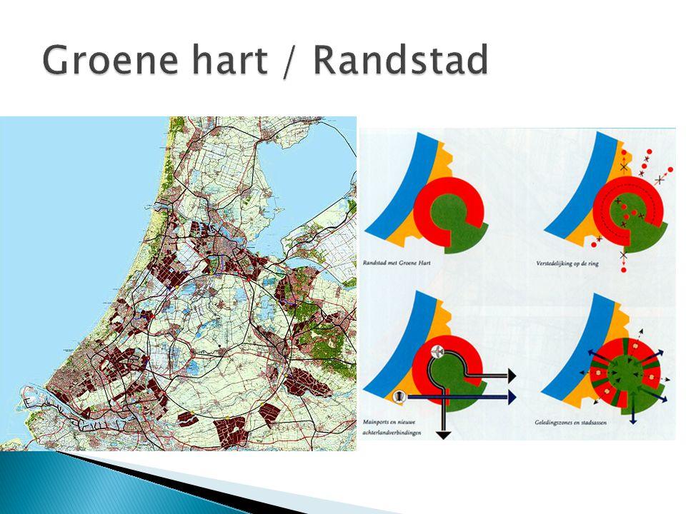 Groene hart / Randstad