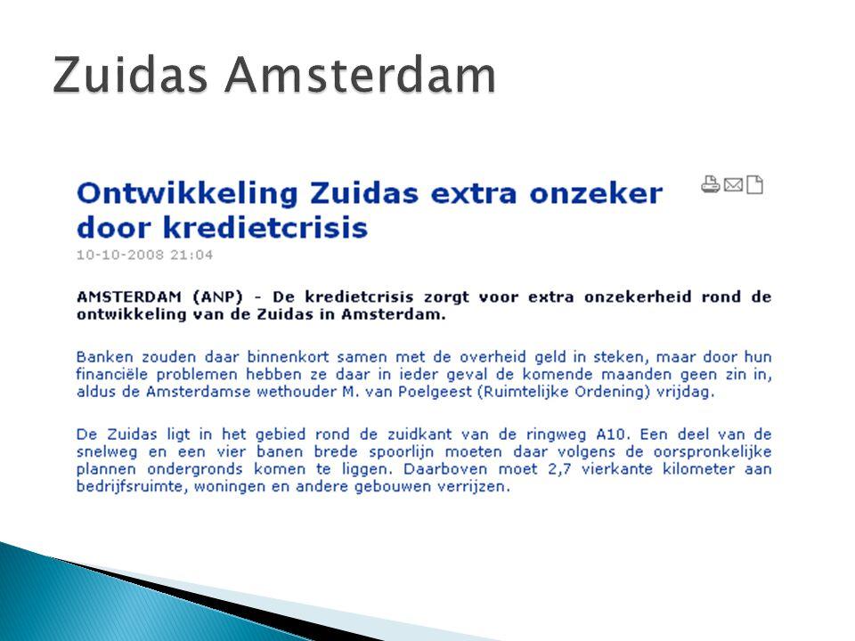 Zuidas Amsterdam