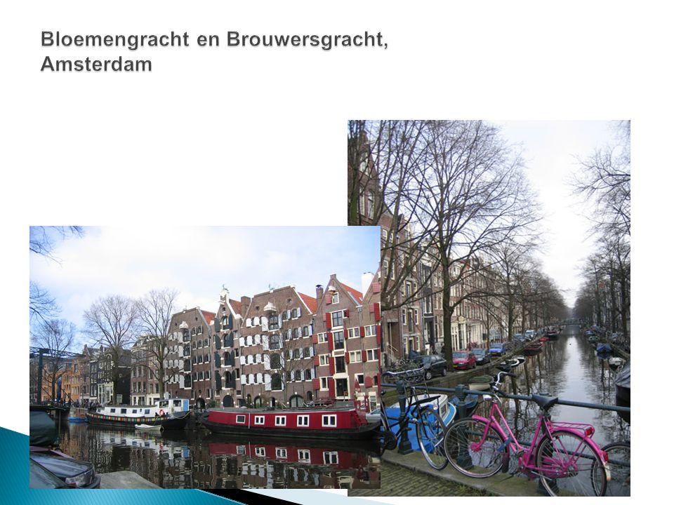 Bloemengracht en Brouwersgracht, Amsterdam