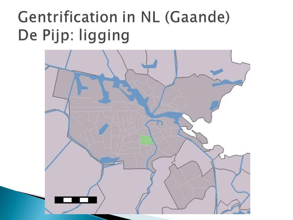 Gentrification in NL (Gaande) De Pijp: ligging