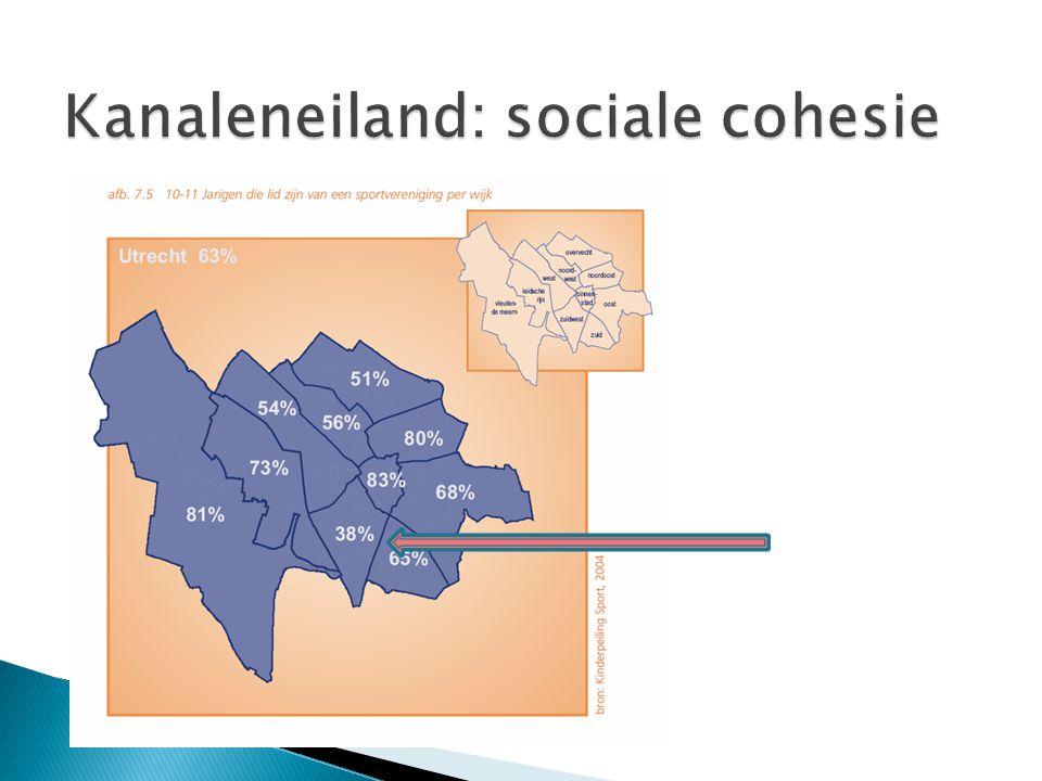 Kanaleneiland: sociale cohesie