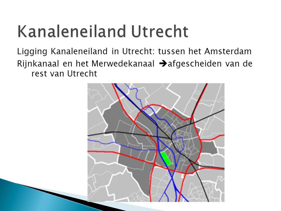 Kanaleneiland Utrecht