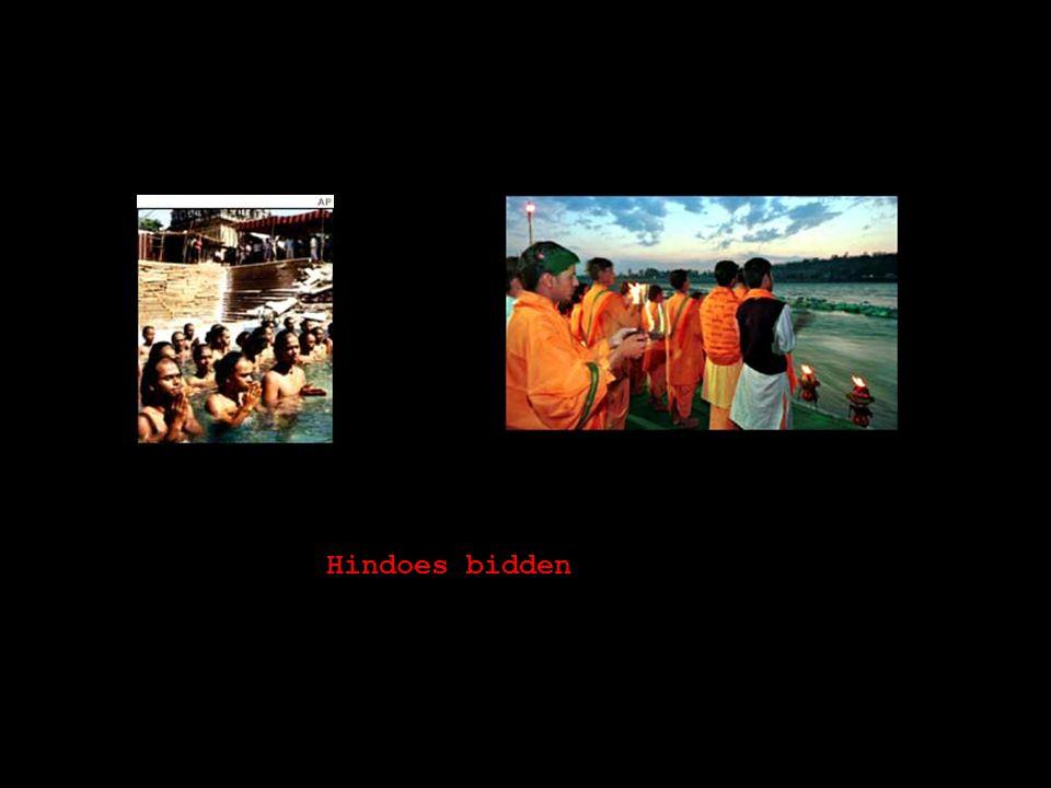 Hindoes bidden