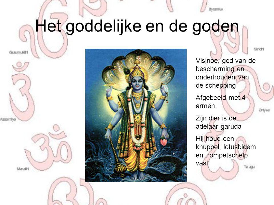 Het goddelijke en de goden