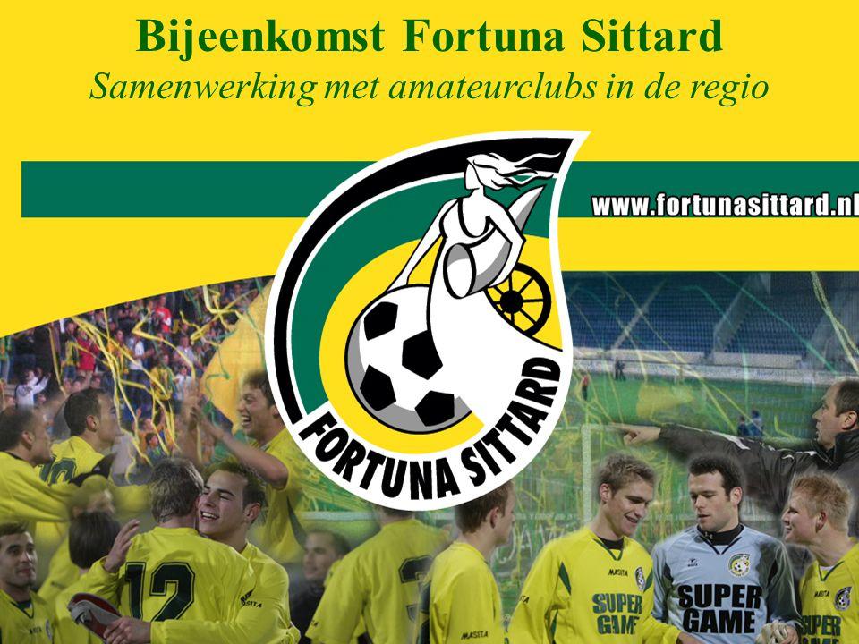 Bijeenkomst Fortuna Sittard