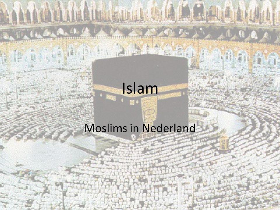 Islam Moslims in Nederland