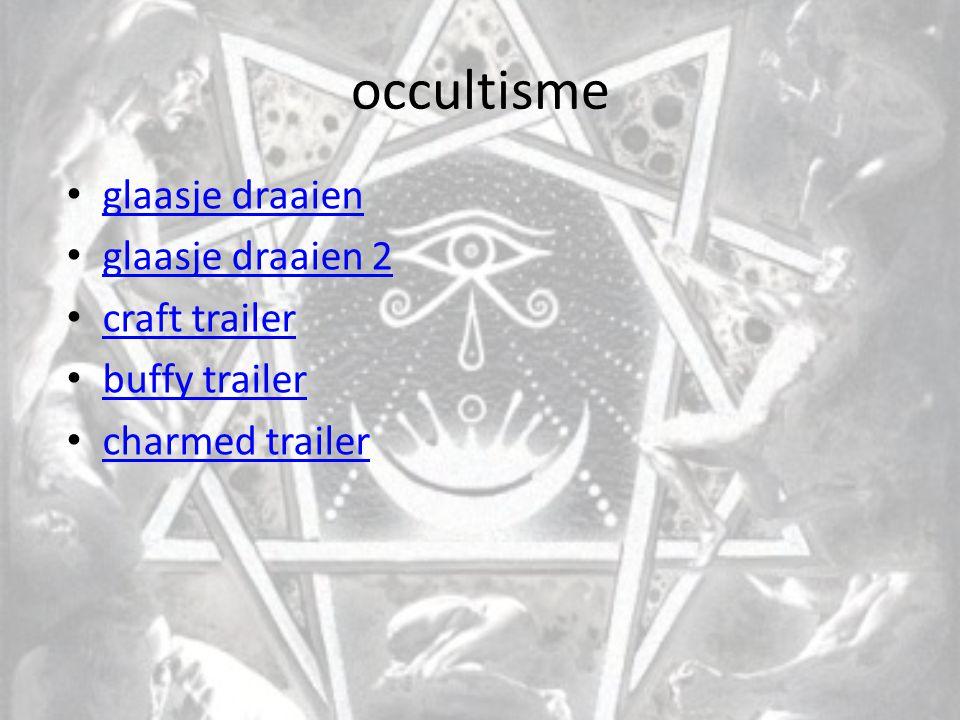 occultisme glaasje draaien glaasje draaien 2 craft trailer