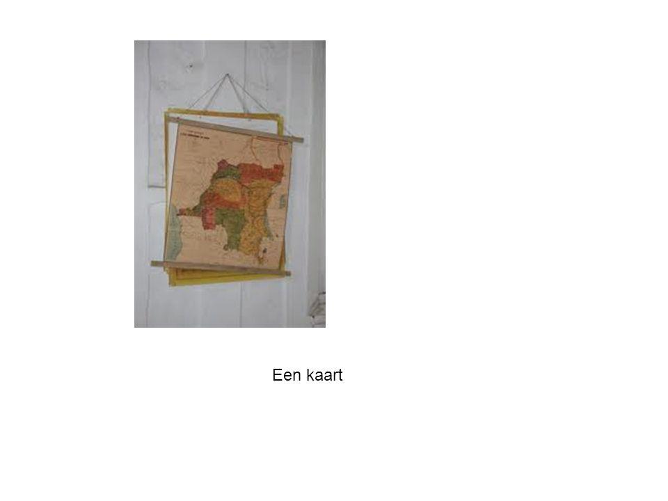 Een kaart