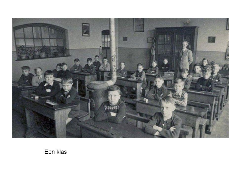 Een klas