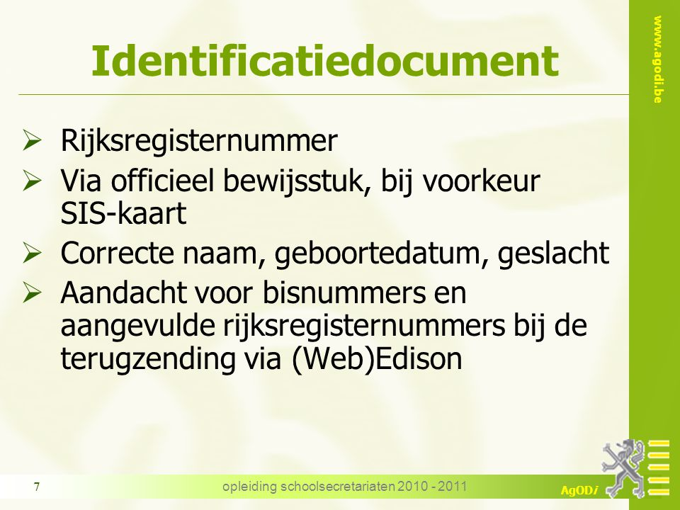Identificatiedocument