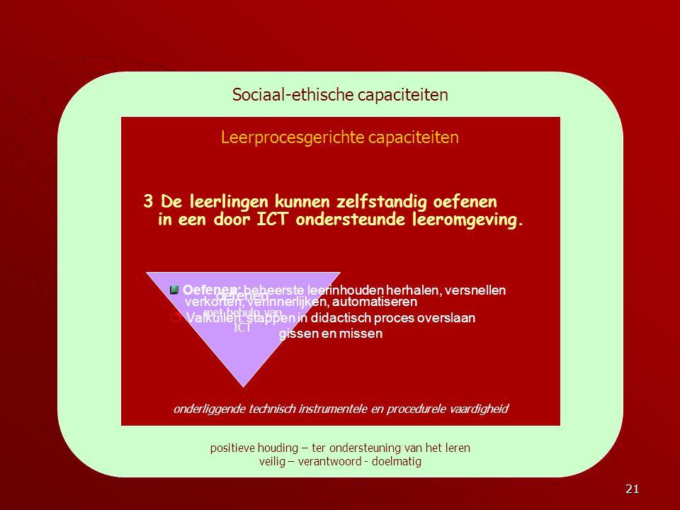 Sociaal-ethische capaciteiten