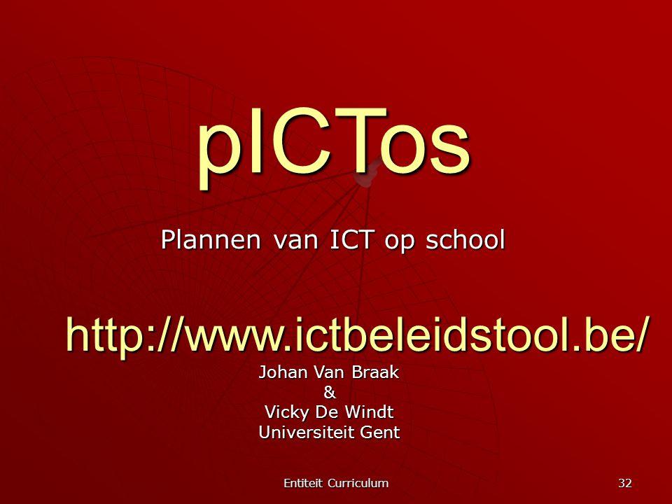 Plannen van ICT op school