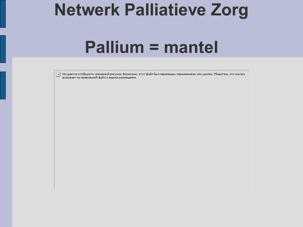 Netwerk Palliatieve Zorg Pallium = mantel