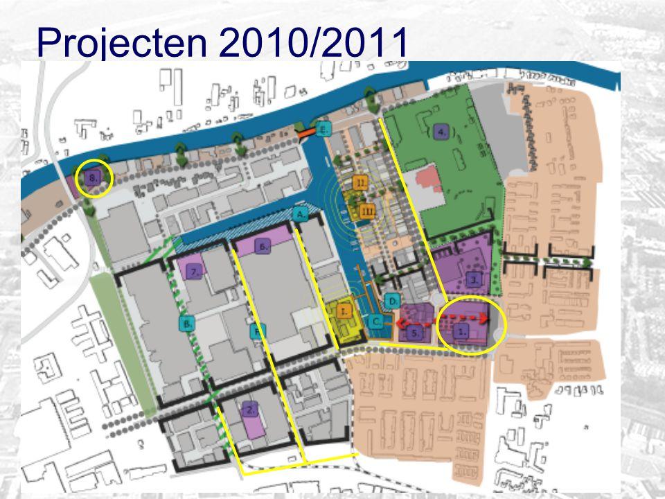 Projecten 2010/2011
