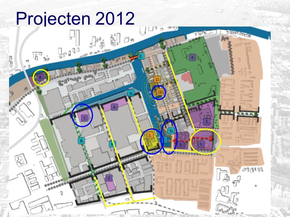 Projecten 2012