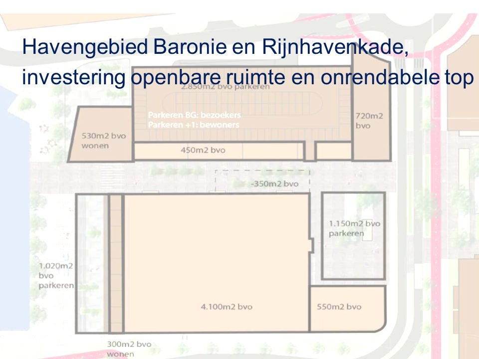 Havengebied Baronie en Rijnhavenkade,