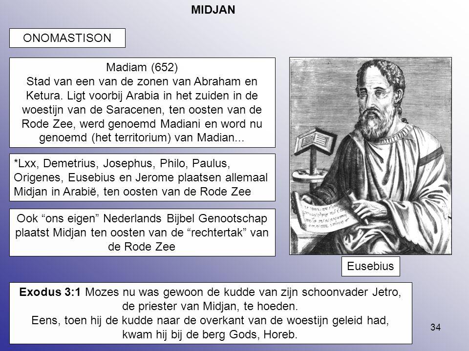 Exodus 3:1 Mozes nu was gewoon de kudde van zijn schoonvader Jetro,