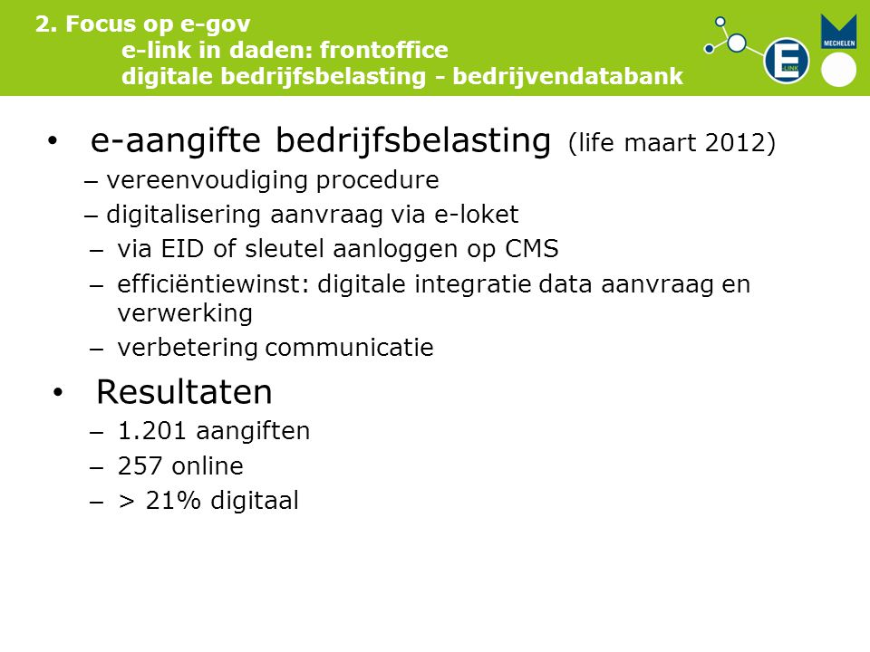 e-aangifte bedrijfsbelasting (life maart 2012)