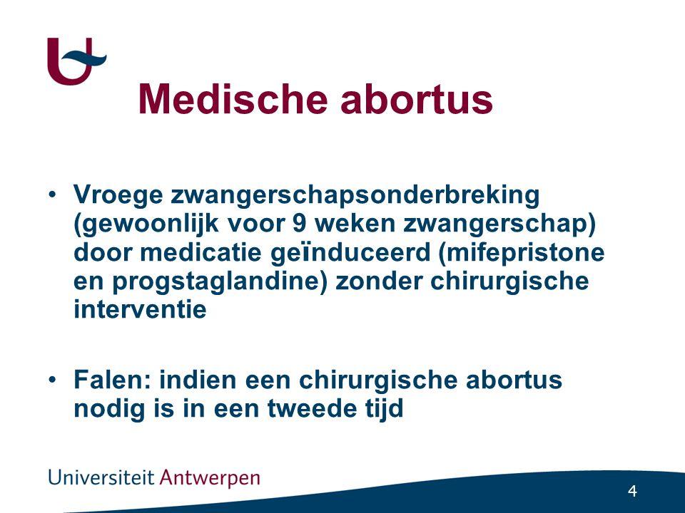 Medische abortus