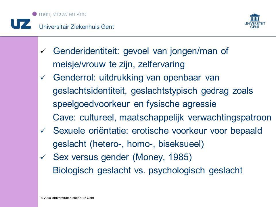 Genderidentiteit: gevoel van jongen/man of