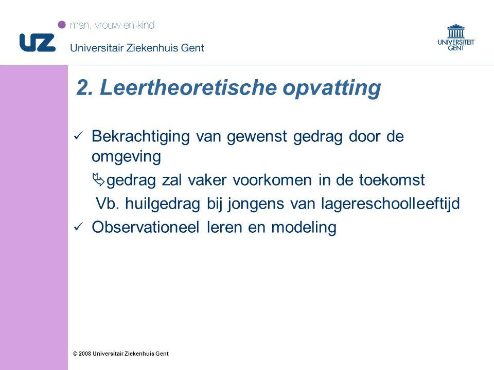 2. Leertheoretische opvatting