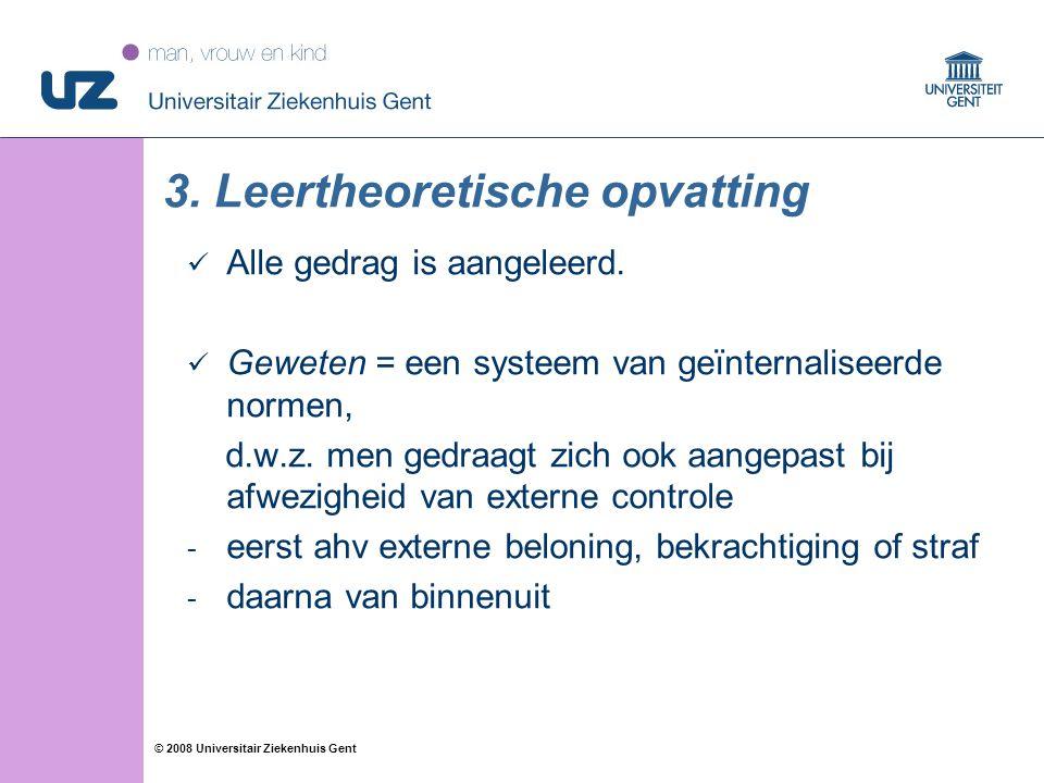 3. Leertheoretische opvatting