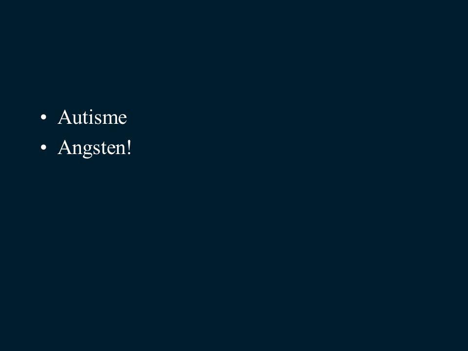 Autisme Angsten!