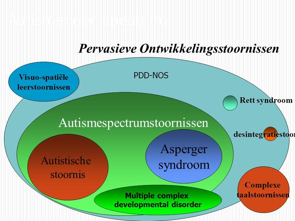 desintegratiestoornis developmental disorder