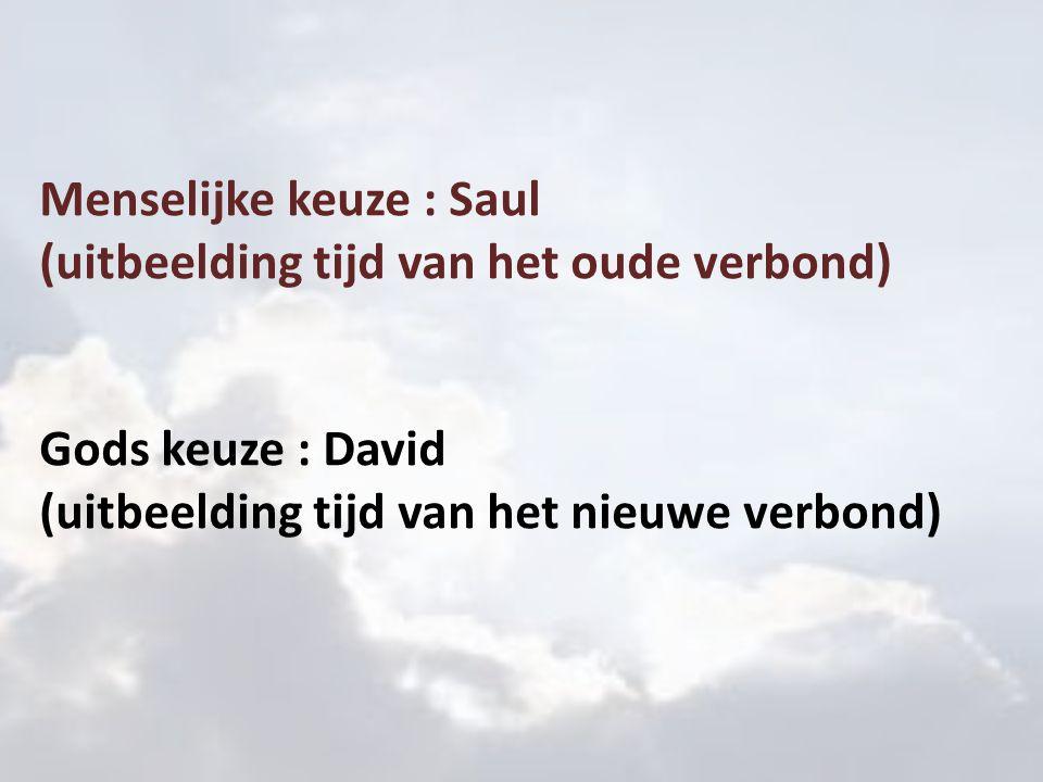 Menselijke keuze : Saul